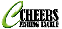 Cheers Fishing Tackle Logo